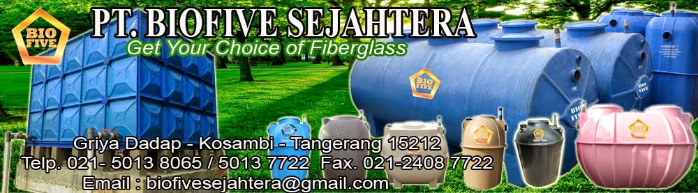 Septic tank biotech, Septic tank biofive, septic tank biofil