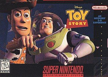Jogo: Toy Story (1995) [Super Nintendo]