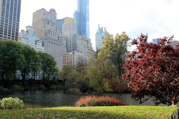 Vilken tid på året ska man resa till New York?