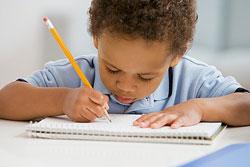 Belajar Menulis Sejak Dini