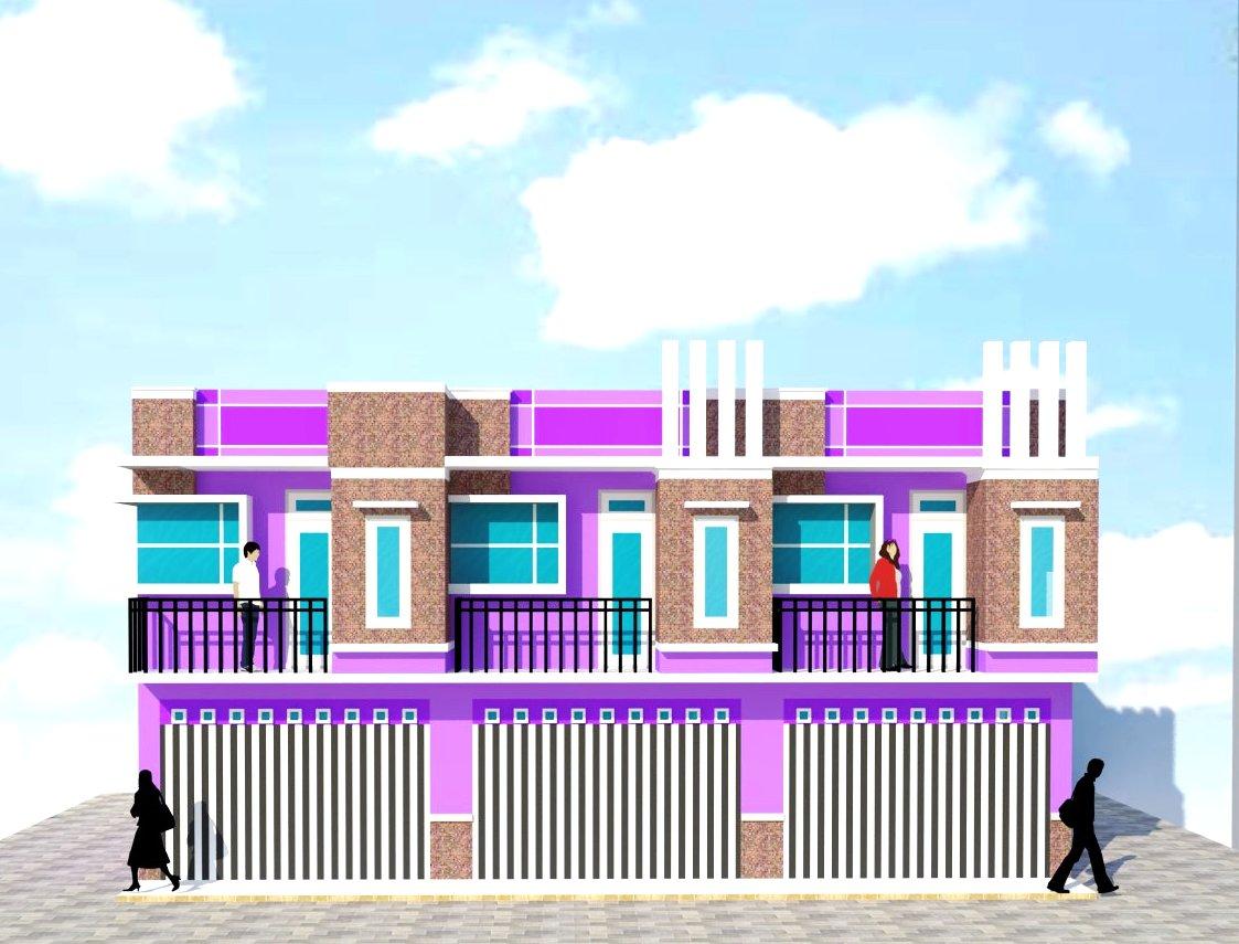 Contoh Gambar Rumah Minimalis Home Design Blog - Ajilbab.Com Portal