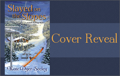 Cover Reveal: Slayed on the Slopes