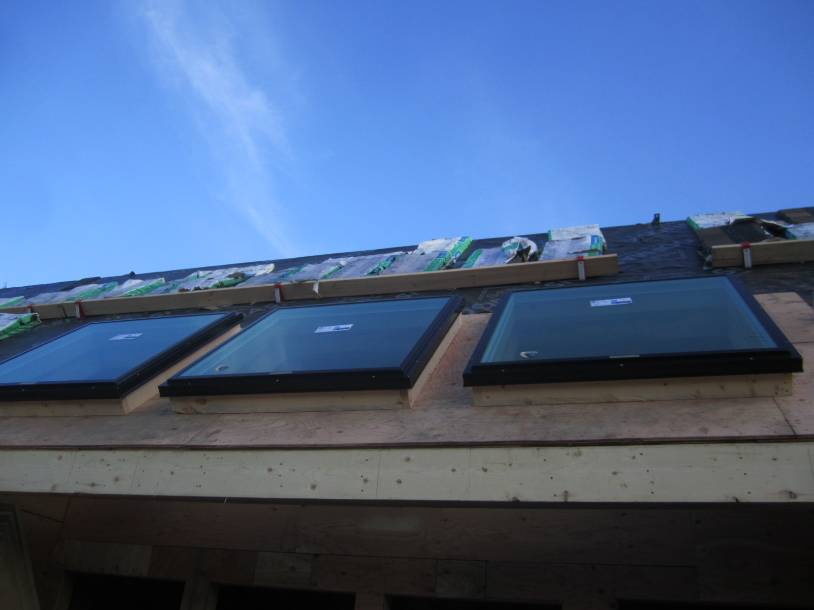 Ronse Massey Developments How To Add A Skylight To An