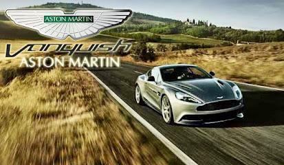 Mobil Aston Martin Vanquish