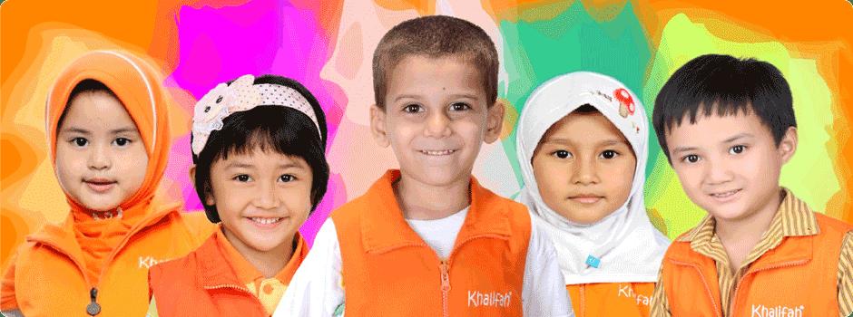TK KHALIFAH: TK Islam Terbaik Favorit di BSD, SCP dan Bintaro