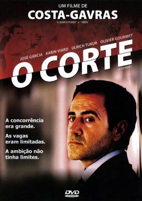 Filme Poster O Corte DVDRip XviD & RMVB Dublado