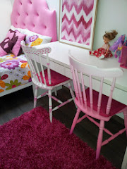 The girls' bedroom