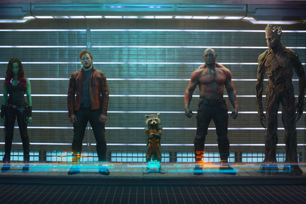 Guardians of the Galaxy marvel