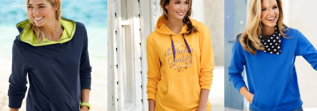 2014 Bayan Sweatshirt Modelleri