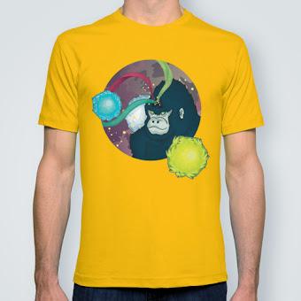 T-Shirt Dark Matter
