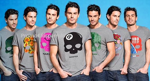 Immagine Vinci 7 T-shirt in un colpo solo con Vivident e Vigorsol (2.100 kit in palio)