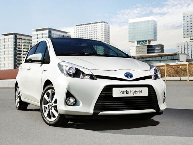 Toyota Yaris New 2016 Hybrid