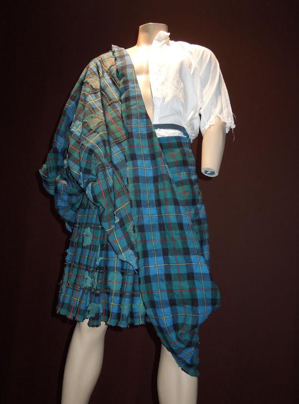 Christopher Lambert Highlander movie costume