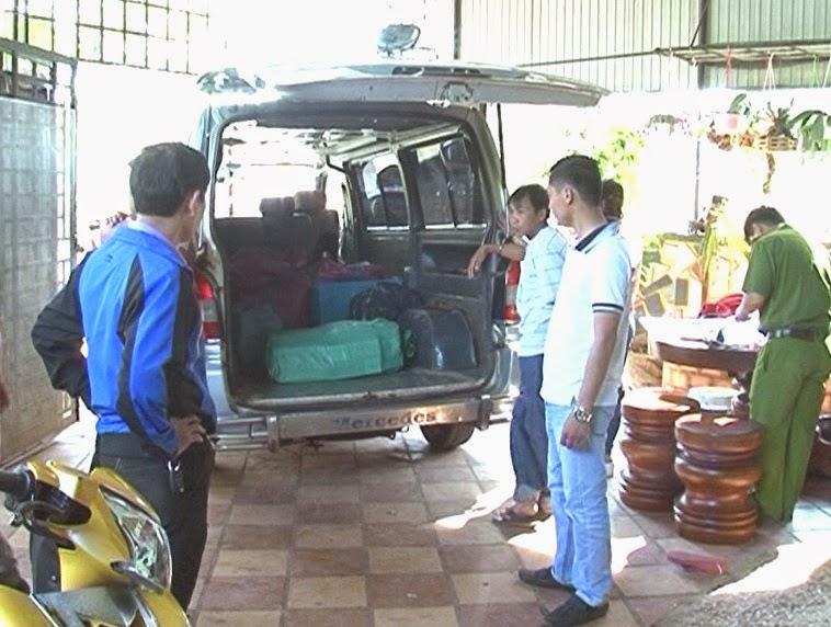 Gia Lai: Phát hiện bắt giữ đối tượng vận chuyển tàng trữ hơn 4.500 gói thuốc lá lậu