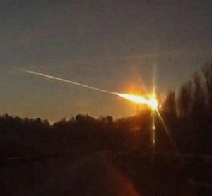 meteorito coyo en Rusia
