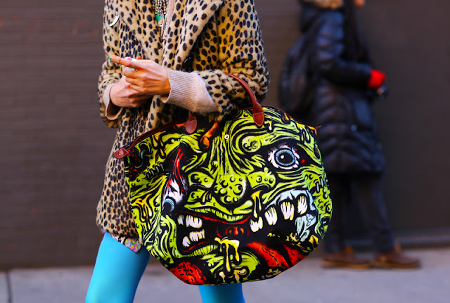 leopard-print-animalprint-monster bag-