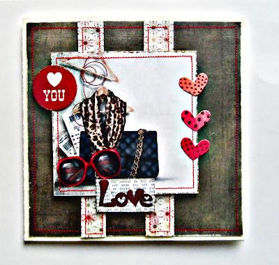 Блестящие открытки 8 марта