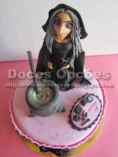 bolo aniversário bruxas bragança