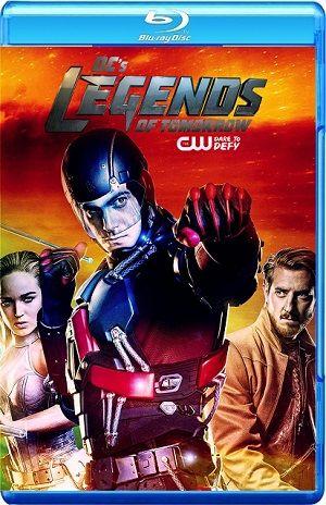 Legends of Tomorrow Season 2 Episode 4 HDTV 720p