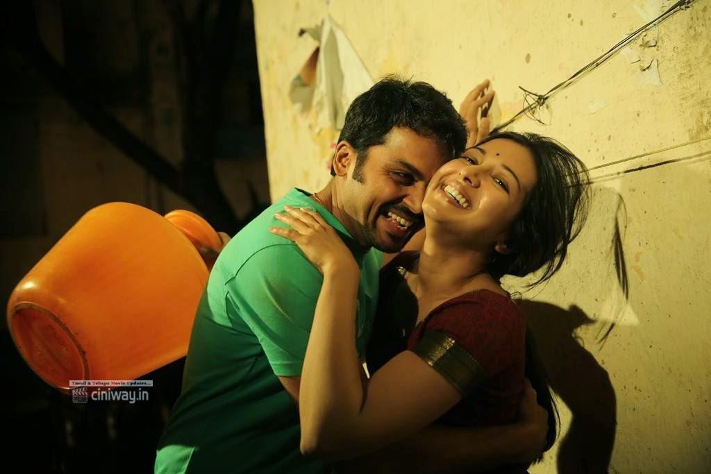 Karthi's Madras Movie Stills