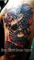 Dragon Tattoo,Dragon Tattoo Designs for Men