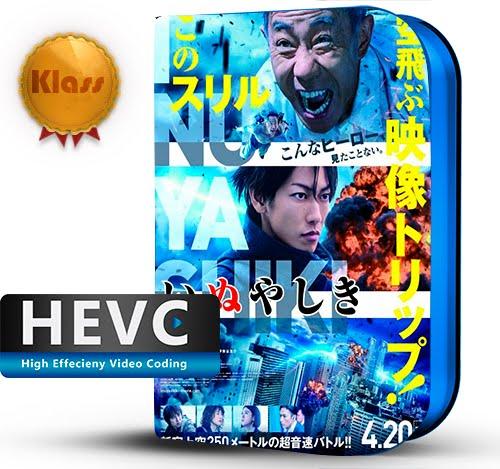 Inuyashiki (2018) 1080p BDRip HEVC-10Bits Japonés [Subt.Esp] ( Live Action. Ciencia ficción )
