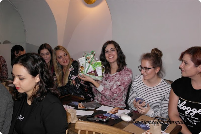 Merienda Blogger de Madrid Herbalife