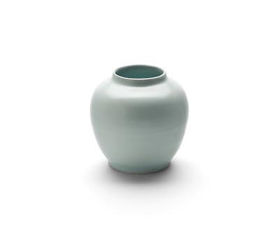 Porcelain Sui glaze Jar