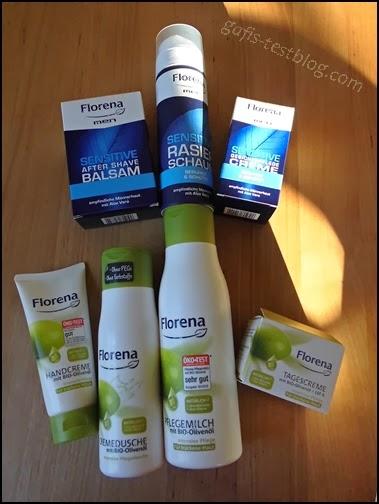 Florena Körperpflegeprodukte