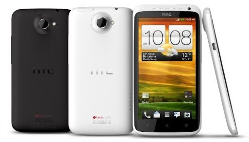 Android-Smartphone HTC One X Android 4.1