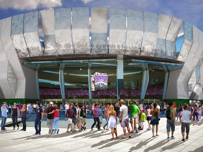Top 10 things to be excited about at the new downtown Sacramento arena