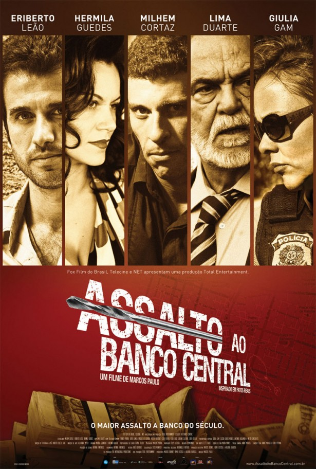 Assistir Assalto ao Banco Central