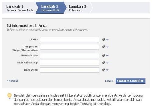 Cara Membuat Facebook Mudah Dilengkapi Dengan Gambar