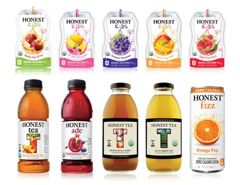 Honest Tea varieties