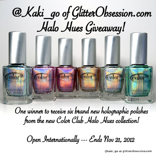 Kaki&#39;s New Giveaway!!