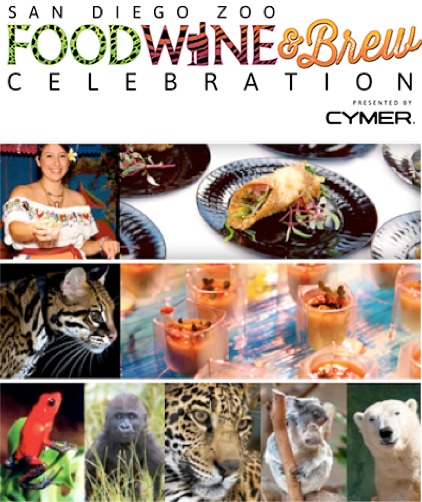 36th Annual San Diego Zoo Food, Wine & Brew Celebration - September 24