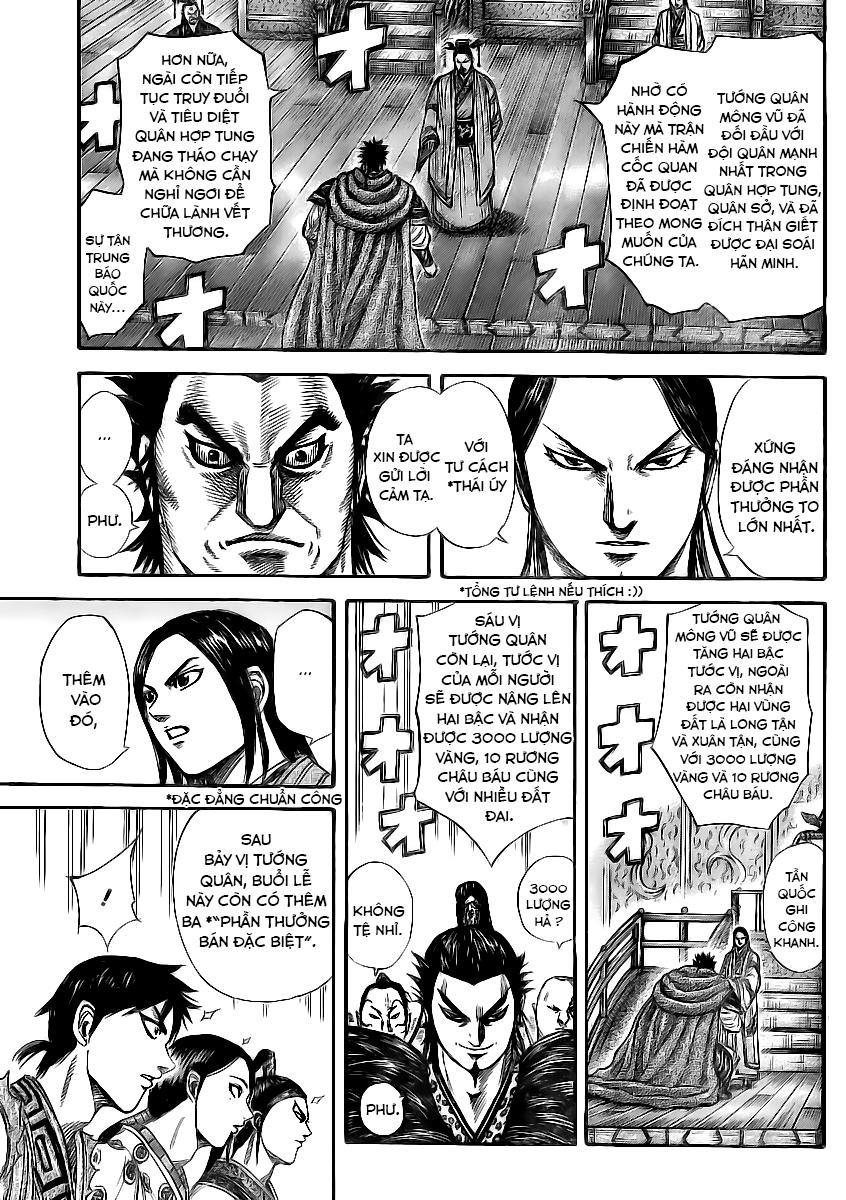 Kingdom – Vương Giả Thiên Hạ (Tổng Hợp) chap 355 page 9 - IZTruyenTranh.com