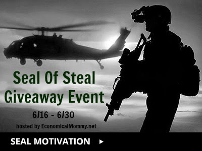Seal Of Steal Giveaway