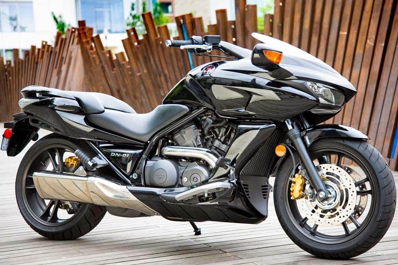 Honda DN-01 latest Bikes Images