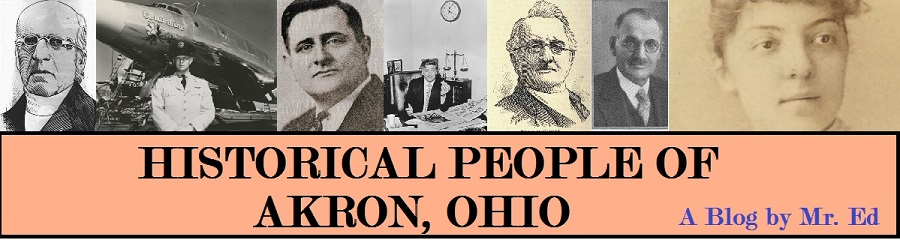 Historical People Of Akron, Ohio