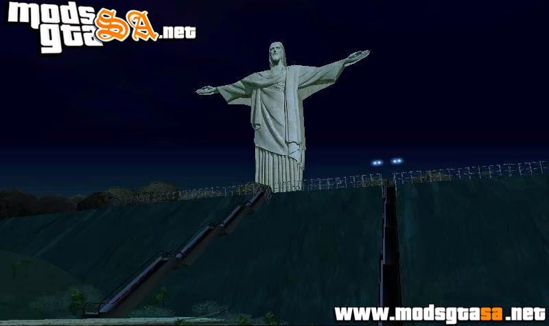 SA - Cristo Redentor em Las Ventuas