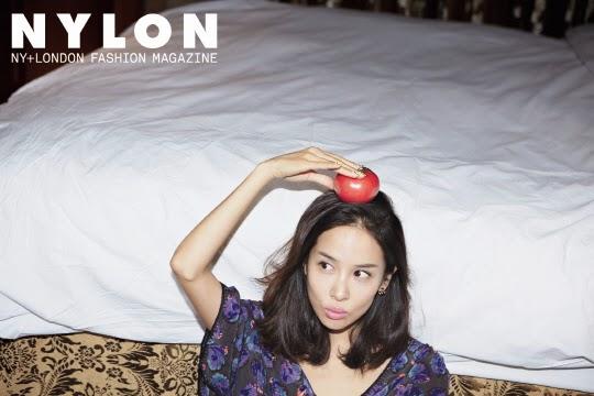 Jo Yeo Jung - Nylon Magazine April Issue 2014