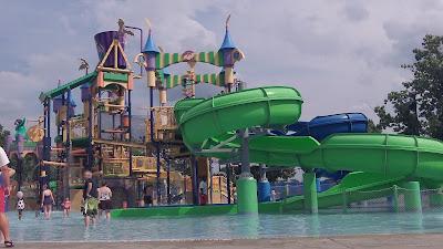 Sesame Place the Sesame Street theme park