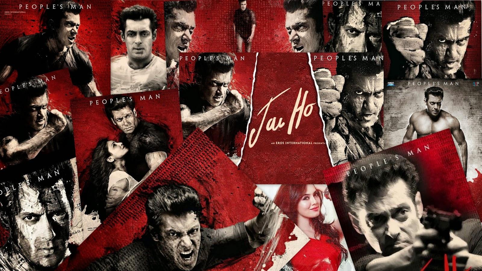 Jai Ho Posters featuring Salman Khan