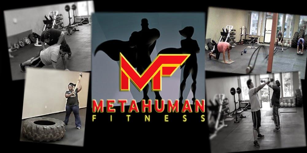 Metahuman Fitness