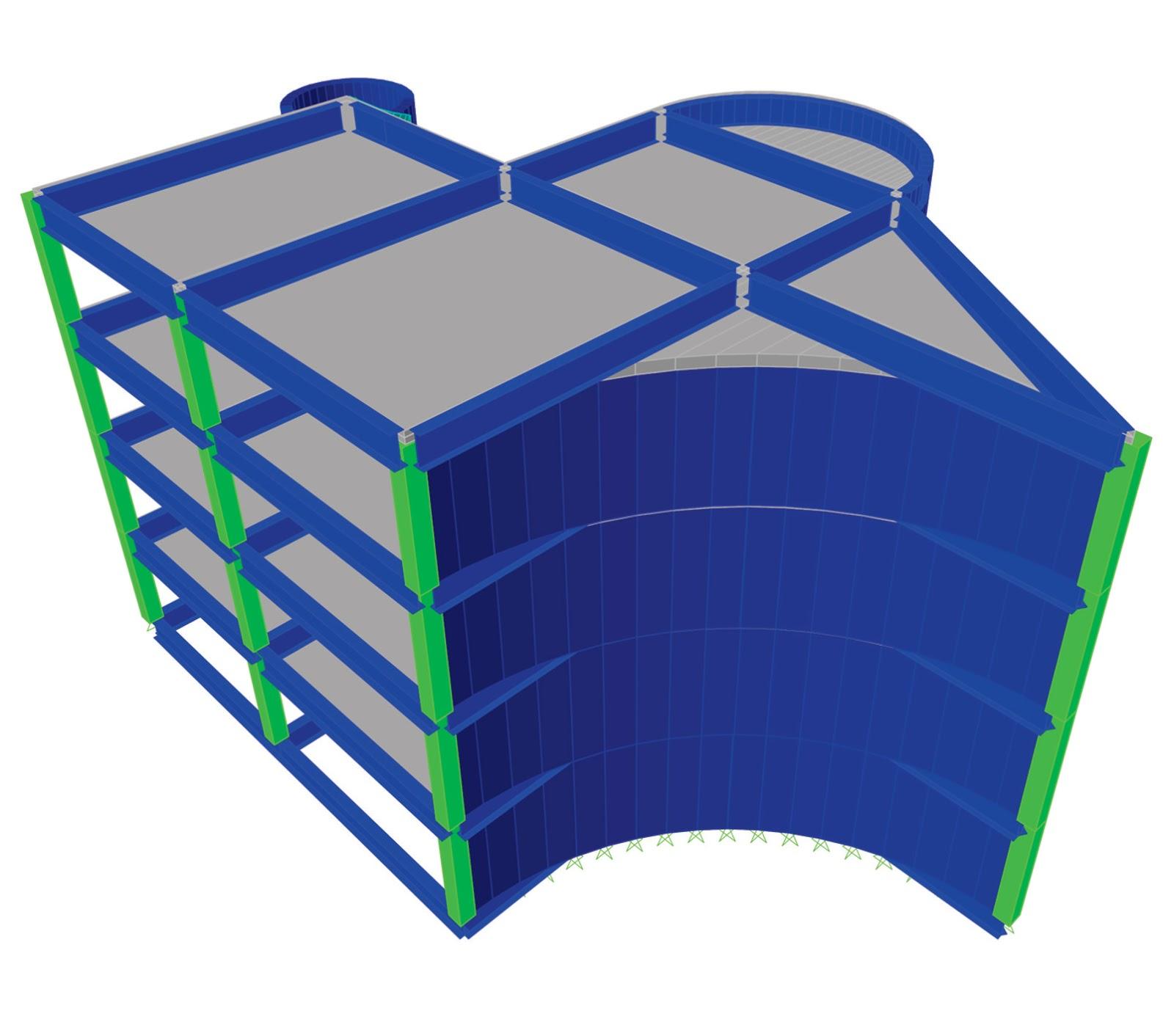 Dise o de estructuras dise o estructural c lculo for Piscinas diseno estructural