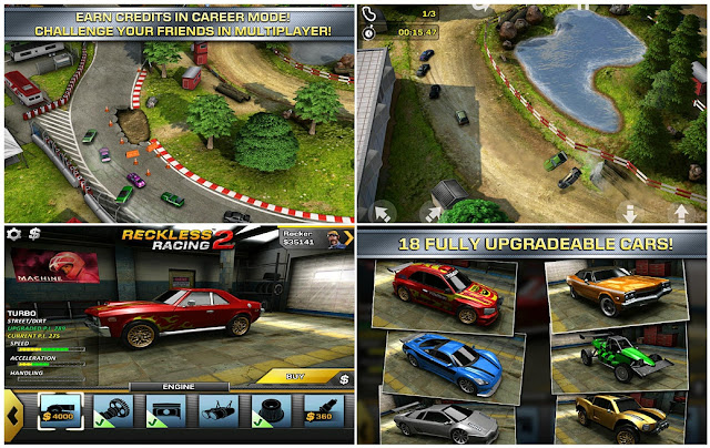 Description: Reckless Racing 2