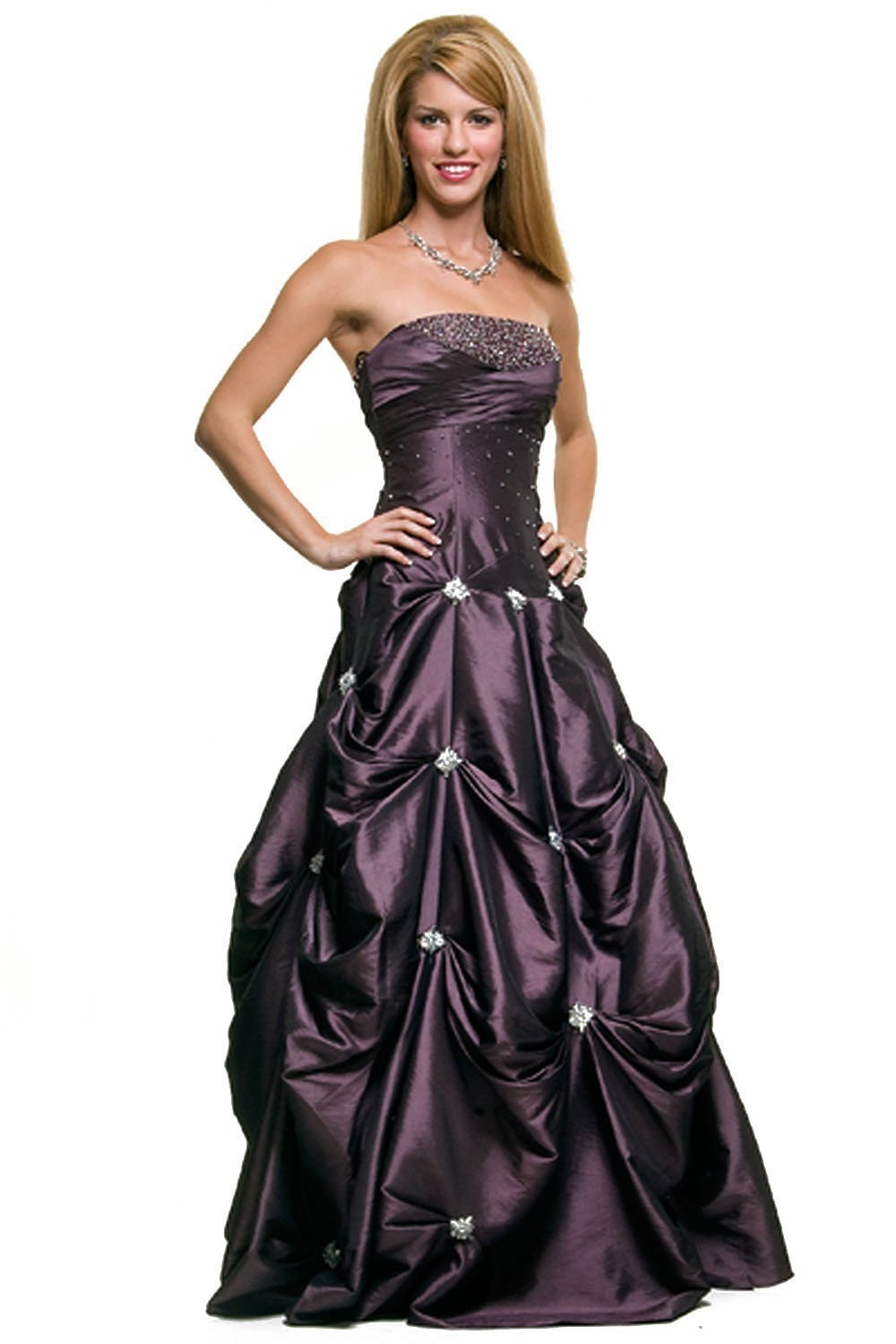 fashion trends ball gown prom dresses 2017