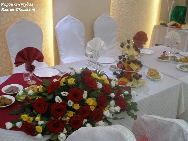оформление зала ресторан юбилей южно-сахалинск