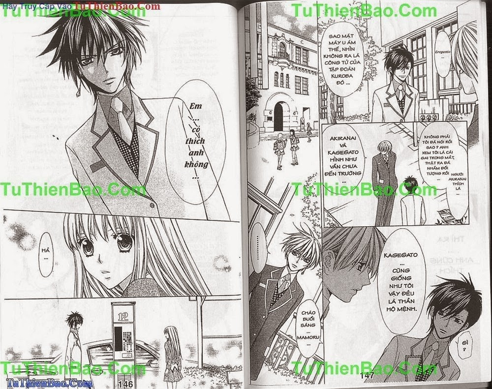 Trái tim kim cương Chapter 2 - Trang 74